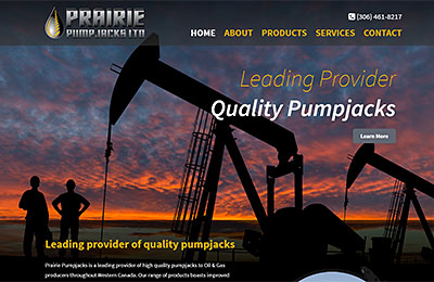 prairie-pumpjacks-website-design