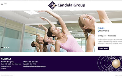 Candela-Group-Calgary-Web-Design
