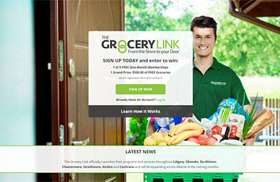 The Grocery Link