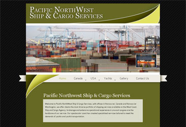 Pacific North West Ship & Cargo Services Inc.