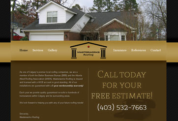 Masterworks Roofing