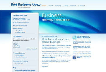 The Best Business Show with Todd Dean & Scotty P.